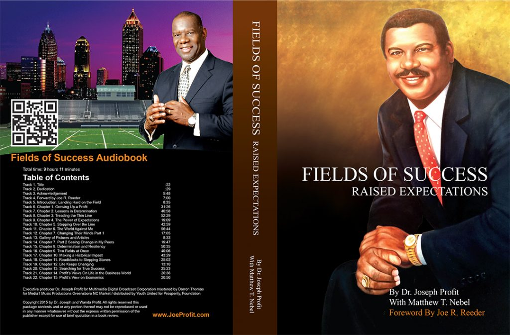Fields of Success Audio Book